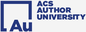 ACS Author University logo
